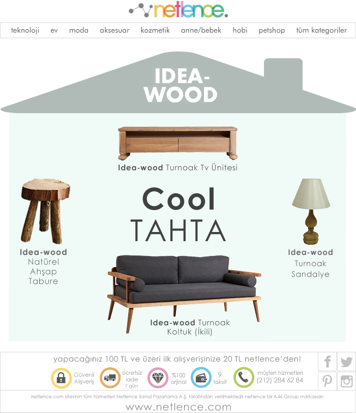 idea wood mailing